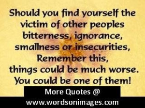 Quotes about negative people