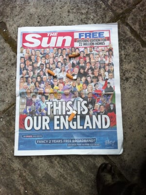 The Sinking Sun: Today The Royal Mail Put Shit Through 22 Million ...