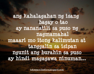 Lovequotespics Corny Love Quotes Tagalog Best Funny