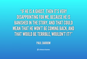 Quotes by Paul Darrow