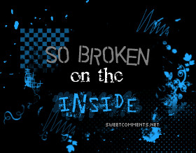 Broken Inside Tumblr gif