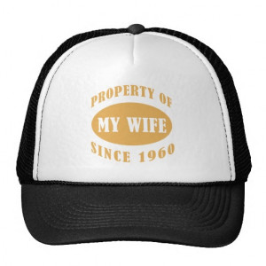 Funny 50th Anniversary Gag Gifts Trucker Hat