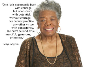 Maya Angelou And Her Messages Will Forever Inspire