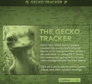 Geico Gecko Commercials
