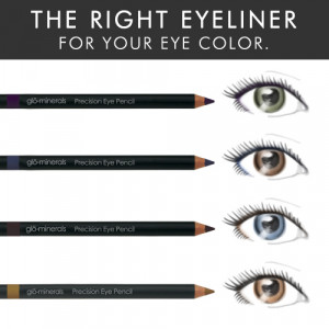 with Kate: Finding the Best Eyeliner for Your Eye Color