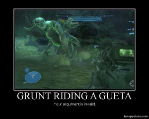Funny Halo Reach Grunts