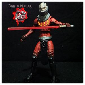 Thread: Custom Darth Malak 25th style