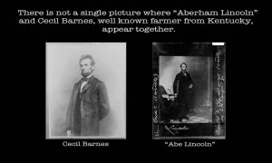 similar connection between Jefferson Davis and Abraham Lincoln