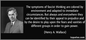 More Henry A. Wallace Quotes