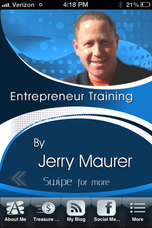 Be sure to TEXT my name Jerry Maurer no quotes to number 72727