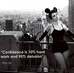 Tina fey, celebrity, actress, woman, quotes
