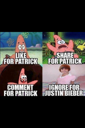 Patrick Star Quotes Lol :) got patrick star :)