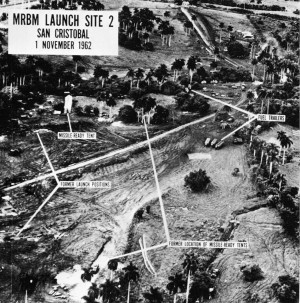 announced that the Soviet missiles would leave Cuba. But no mention ...