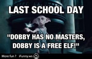 iFunny : last school day
