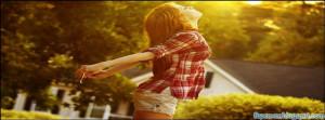 , redheads, girl, sunlight, closed, eyes, denim, beauty, facebook ...