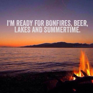 Bring on summer!