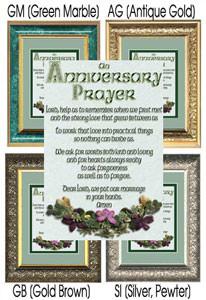 Irish Anniversary Blessings
