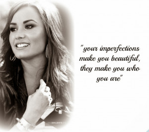 Viewing Gallery For - Demi Lovato Quotes About Staying Strong