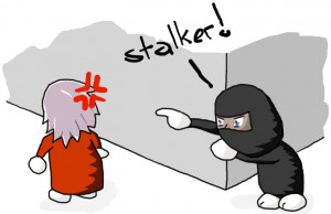 How To Get Rid Of Stalkers?