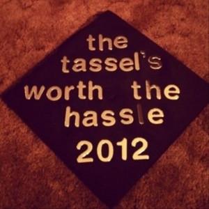 Creative Funny Graduation Cap