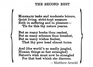 Via The Poems of Matthew Arnold on books.google.com