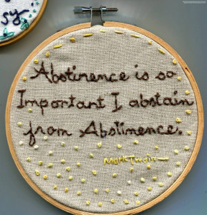 Abstinence Sayings And Quotes Abstinence quotes & sayings