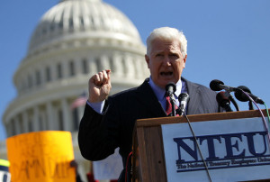 Jim Moran U S Rep Jim Moran D VA speaks during a rally to express