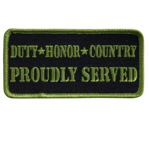 Home > Iron On Patches > 4î Logo and Sayings Patches