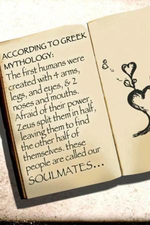 Greek Mythology...