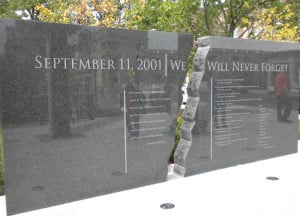 11 Memorial in Indianapolis, Indiana