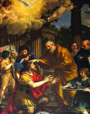 Acts of the Apostles Photo: Paul Gets His Vision Back