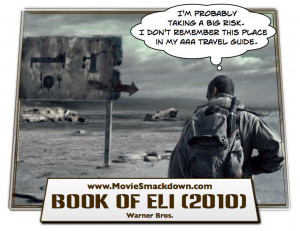 The Book of Eli (2010) -vs- The Road (2009)