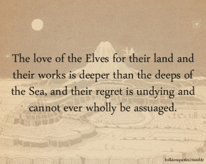 lord of the rings love quotes
