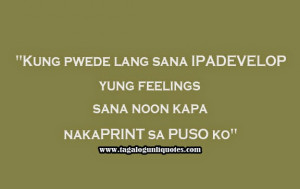 Sweet Messages For Girlfriend Tagalog