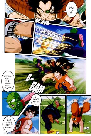DragonBall Z Abridged: The Manga - Page 056 by penniavaswen