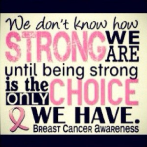 Cancer quotes, deep, meaning, sayings, choice
