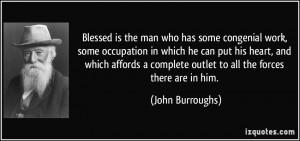 More John Burroughs Quotes