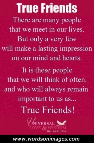 Buddhist quotes on friendship