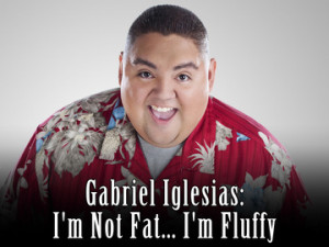 Funny Fluffy Man Gabriel Iglesias Will Perform His Comedic Routine