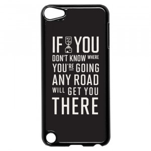 Road To Success Quotes iPod Touch 5 Case
