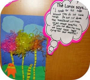 ... Lorax Art, Adorable Drseuss, Schools Art, Earth Day, Adorable Dr