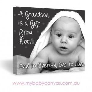 Baby Grandson Quotes Grandson
