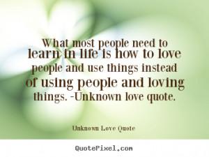 unknown love quote unknown love quote more love quotes success quotes ...