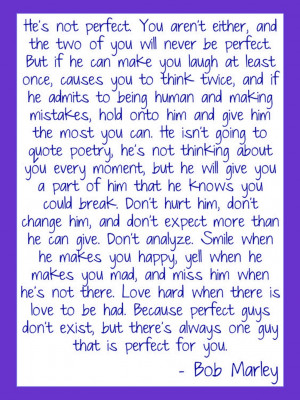 The Perfect Guy!