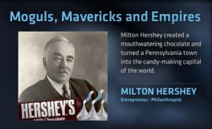 Milton 39 s Hershey Quotes
