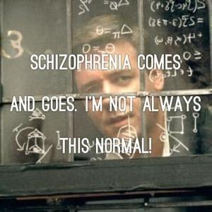 Schizophrenia Meme