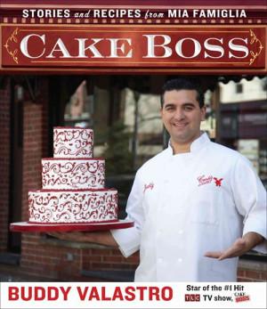 Cake Boss Buddy Valastro