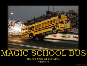 magic school bus funny