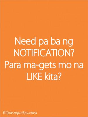 Banat Love Quotes June Tagalog