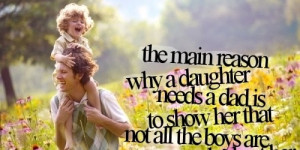 Single Parent Quotes Tumblr Father quote